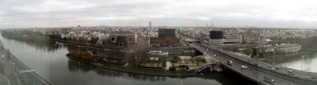 Panoramique Paris